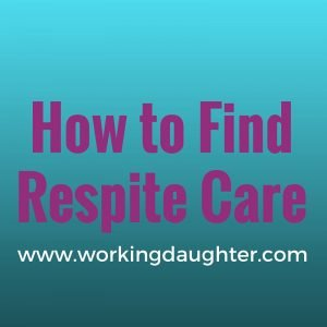 how to find respite care graphic