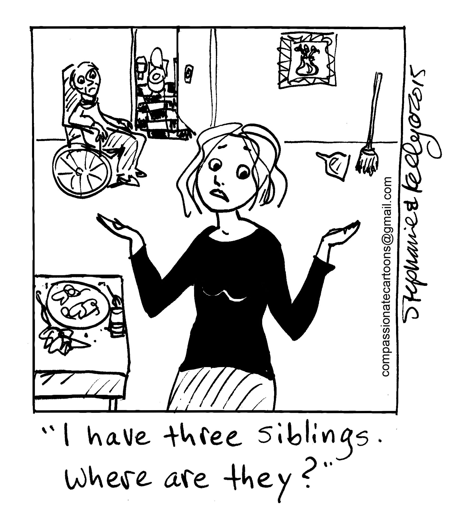 the truth about siblings