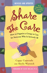 Share the Care book