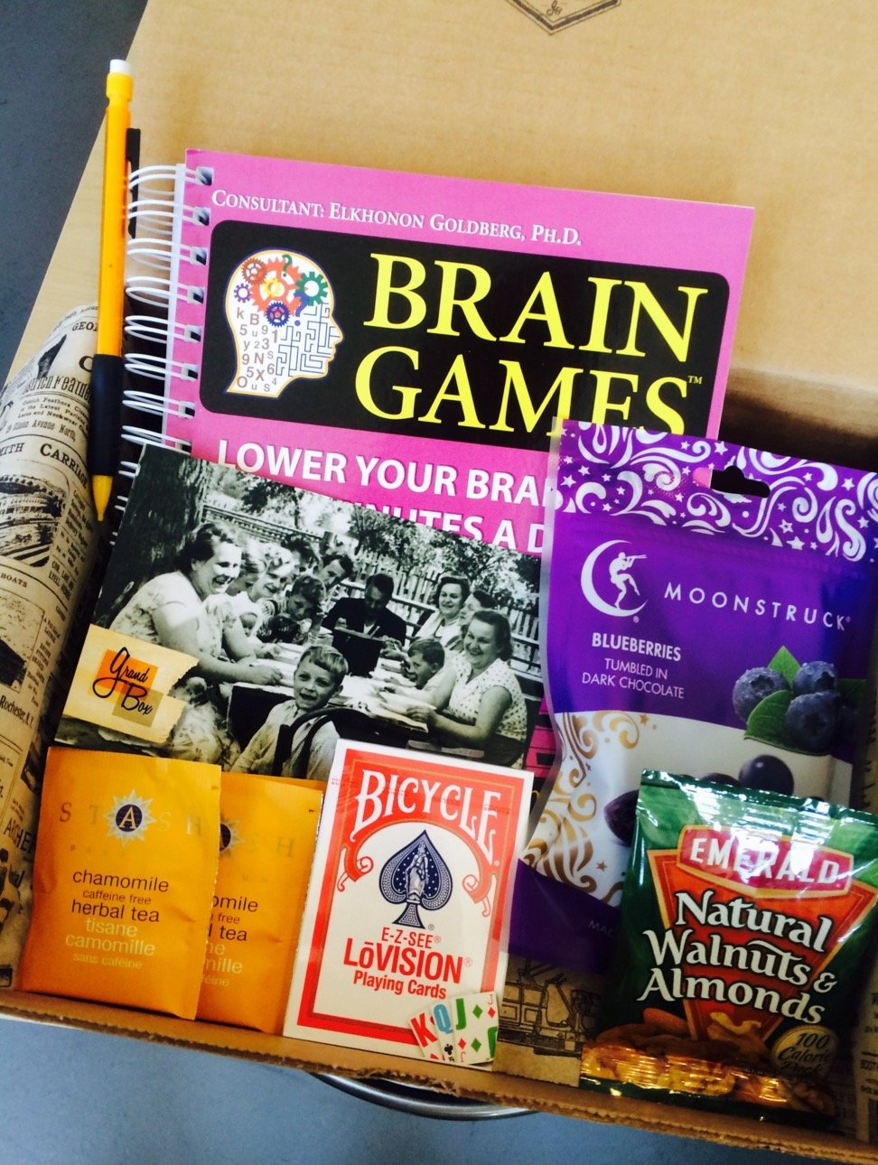 My Grandbox And 3 Other Subscription Boxes For Caregivers Working