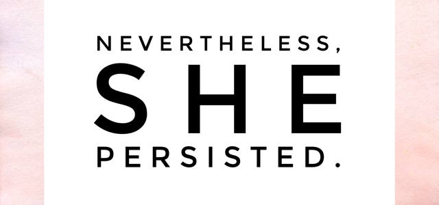 shepersisted