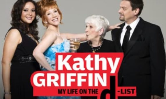 Kathy Griffin is a working daughter
