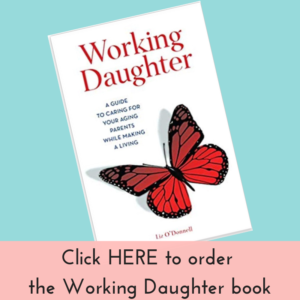 order the Working Daughter book
