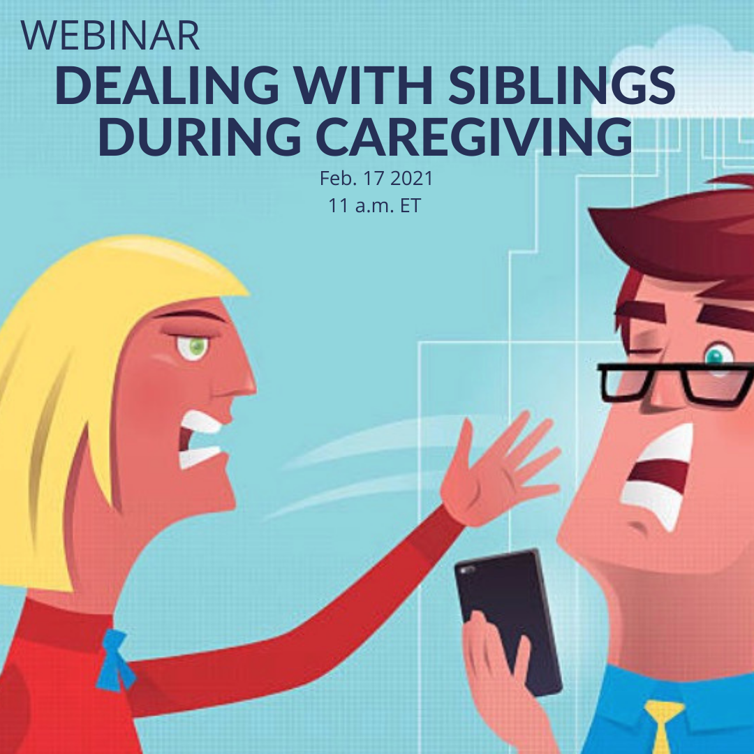TROUBLE WITH SIBLINGS?